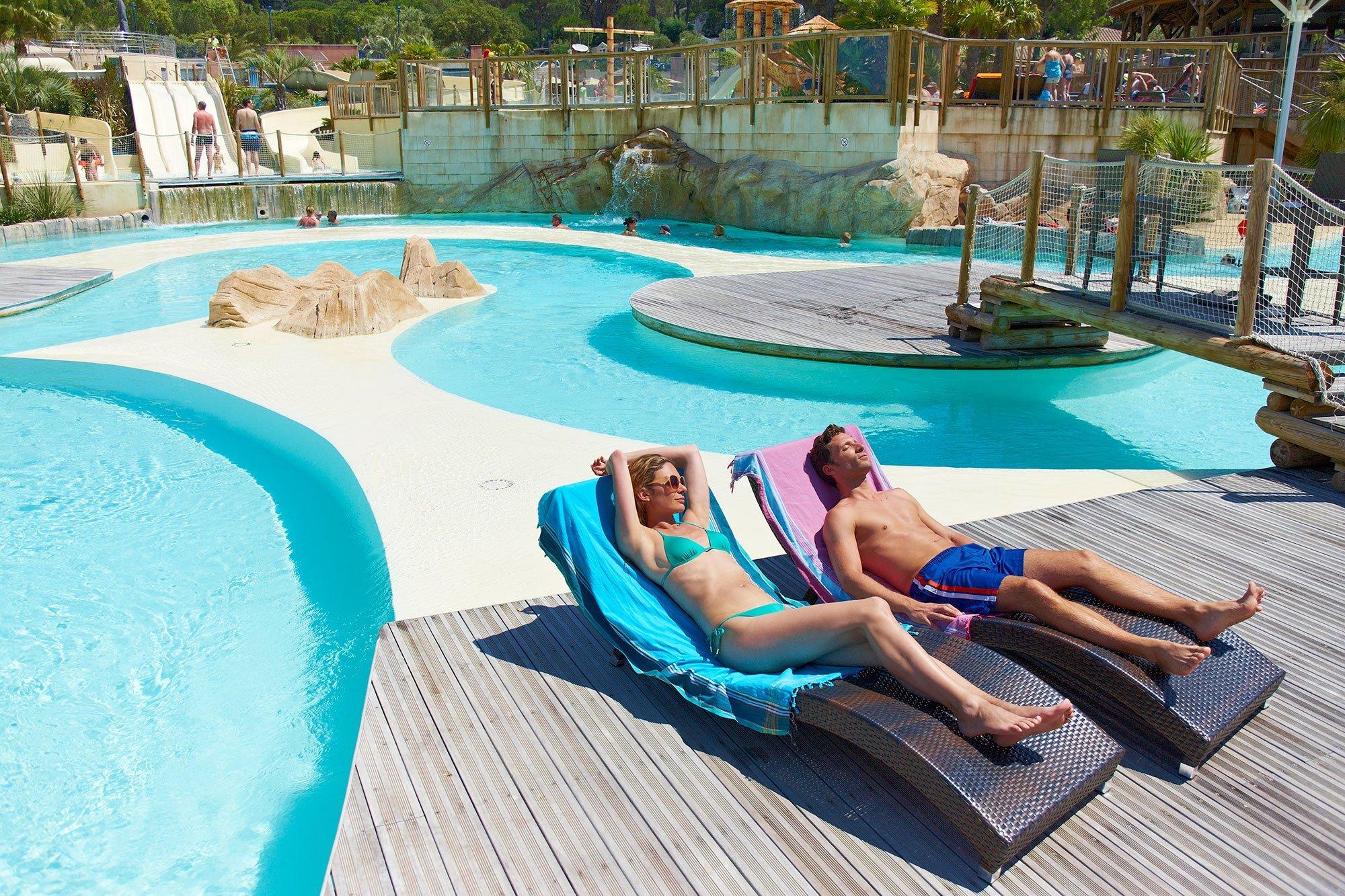 Parc Aquatique Les Tournels Camping Var 5
